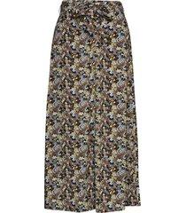 cesena skirt lång kjol multi/mönstrad minus
