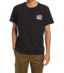 bp. graphic tee, size small in black planet at nordstrom