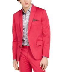 inc men's slim-fit oliver blazer, created for macy's
