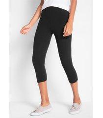 stretch capri legging (set van 2)