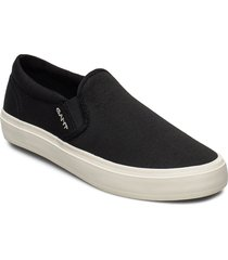 pinestreet slip-on shoes sneakers svart gant