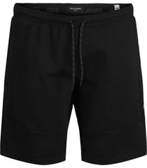 jack & jones short - regular fit - zwart