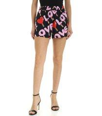 love moschino icecream shorts