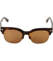 53mm clubmaster sunglasses