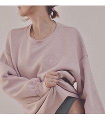 bluza pink puffy