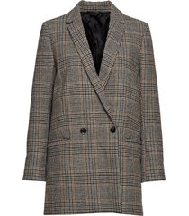 ditte jacket 10153 blazer colbert grijs samsøe & samsøe
