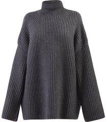 nanushka ribbed knit sweater