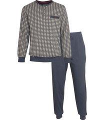 heren pyjama phpyh 1007a-3xl/58