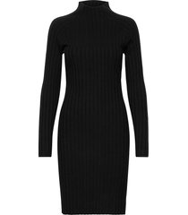 selena dress jurk knielengte zwart filippa k