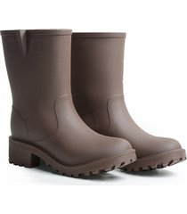 botas impermeables para mujer michelle idecal cafe