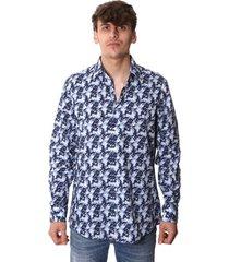 overhemd lange mouw calvin klein jeans k10k105400