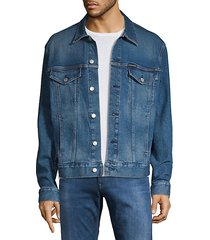 foundation trucker denim jacket