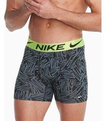 nike men's luxe cotton modal single boxer brief