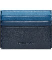 perry ellis men's ombre leather card case