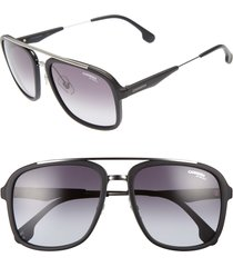 men's carrera eyewear 57mm sunglasses -