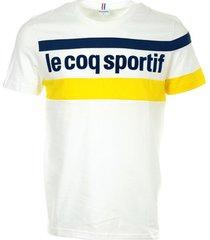 t-shirt korte mouw le coq sportif ess saison tee