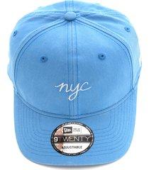 boné new era 920 city mini nyc azul