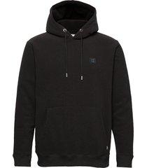 piece fleece hoodie hoodie trui zwart les deux