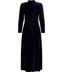 eydisgz long dress ye20 dresses everyday dresses blå gestuz