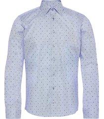 8656 - jake sc skjorta business blå xo shirtmaker by sand copenhagen