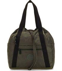 mochila art backpack s verde kipling