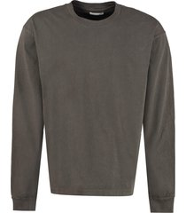 john elliott long sleeve cotton t-shirt