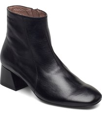 g-5504 shoes boots ankle boots ankle boot - heel svart wonders