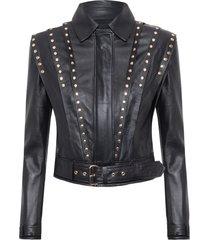 jaqueta feminina juliana - preto