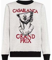 casablanca sweater mf21-kw-095