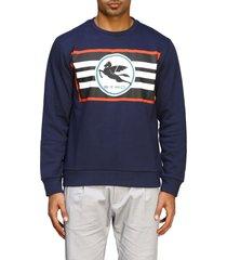 etro sweatshirt etro crewneck sweatshirt with pegasus logo