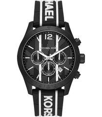 reloj para hombre michael kors mk6810 pulso en silicona
