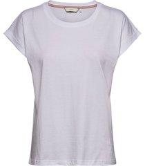 nubeverly t-shirt t-shirts & tops short-sleeved vit nümph