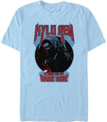 fifth sun men's darkside dude short sleeve crew t-shirt