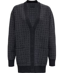 givenchy 4g cashmere knititted cardigan