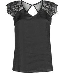 blouse guess ss ilia top