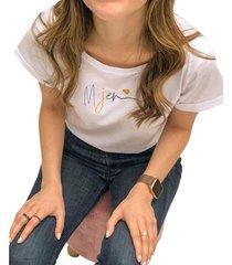 camiseta en algodón mujer - la marquesa