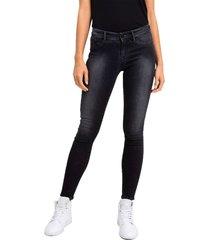 spray bfm+ black denim jeans