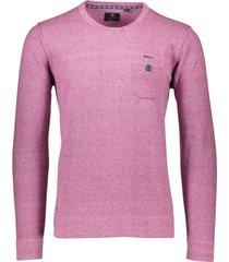 new zealand trui maraehara roze melange