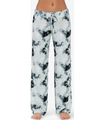 midnight bakery tie-dyed hacci lounge pants
