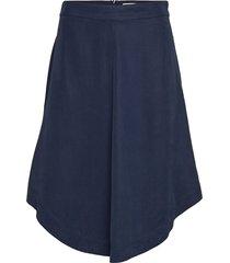 stacey sk knälång kjol blå part two