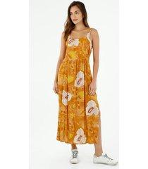 vestido  para mujer topmark, vestidos larga estampado