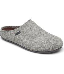 jon slippers tofflor grå shepherd