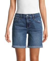 joe's jeans women's denim shorts - palos verdes - size 25 (2)