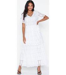 pieces pcrita ss ankle dress d2d loose fit dresses
