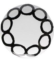 10 corso como ring print plate - white