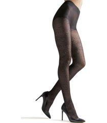 natori women's fan sheer tights hosiery
