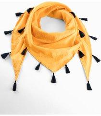 foulard a triangolo (arancione) - bpc bonprix collection