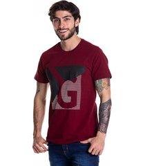 camiseta t-shirt-goco-415-vinotinto