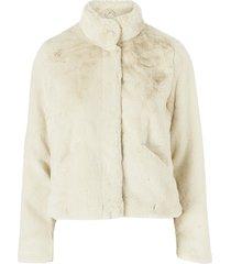 fuskpäls onlvida faux fur jacket