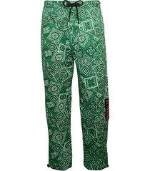 p-toller-np bandana-print cotton pants